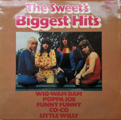 The Sweet – албум The Sweet's Biggest Hits