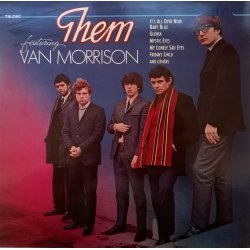 Them featuring Van Morrison ‎– албум Them Featuring Van Morrison