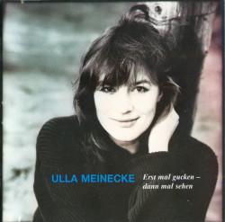 Ulla Meinecke – албум Erst Mal Gucken - Dann Mal Sehen (CD)