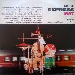 Various – албум Amiga-Express 1967