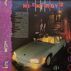 Various – албум Hi-Energy 2