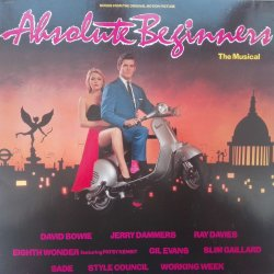 Various ‎– албум Songs From The Original Motion Picture Absolute Beginners - The Musical