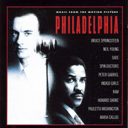 Various – албум Philadelphia (Music From The Motion Picture)