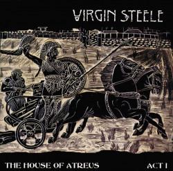 Virgin Steele – албум The House Of Atreus - Act I (CD)