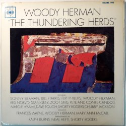 Woody Herman ‎– албум The Thundering Herds Volume Two