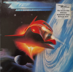 ZZ Top – албум Afterburner