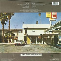 AC/DC – албум Dirty Deeds Done Dirt Cheap
