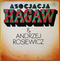 Asocjacja Hagaw & Andrzej Rosiewicz – албум Asocjacja Hagaw & Andrzej Rosiewicz