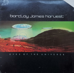 Barclay James Harvest ‎– албум Eyes Of The Universe