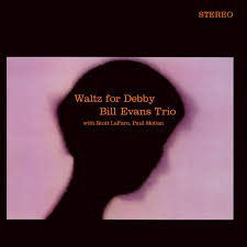 Bill Evans Trio with Scott LaFaro, Paul Motian ‎– албум Waltz For Debby