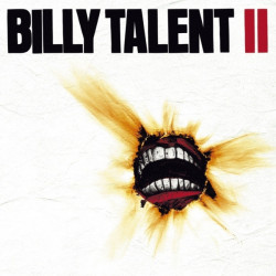 Billy Talent – албум Billy Talent II (CD)