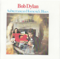 Bob Dylan – албум Subterranean Homesick Blues (CD)