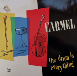 Carmel ‎– албум The Drum Is Everything