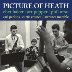 Chet Baker & Art Pepper ‎– албум Picture Of Heath