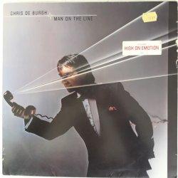 Chris de Burgh – албум Man On The Line