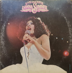 Donna Summer – албум Live And More