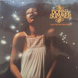 Donna Summer – албум Love To Love You Baby