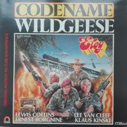 Eloy ‎– албум Codename Wildgeese - Original Motion Picture Soundtrack