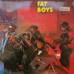 Fat Boys ‎– албум Coming Back Hard Again