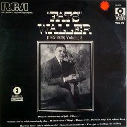 Fats Waller – албум (1927-1929) Volume 3