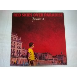 Fischer-Z ‎– албум Red Skies Over Paradise