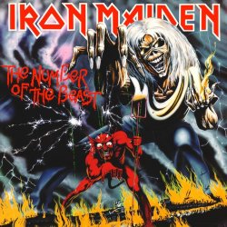 Iron Maiden ‎– албум The Number Of The Beast