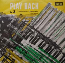 Jacques Loussier, Christian Garros, Pierre Michelot – албум Play Bach No. 3