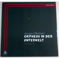 Jacques Offenbach - албум Orpheus In Der Unterwelt (Operettenquerschnitt)
