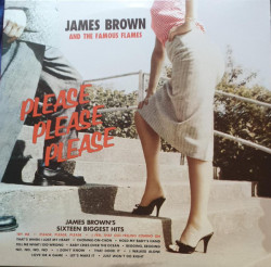 James Brown And His Famous Flames ‎– албум Please Please Please