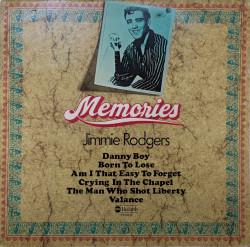 Jimmie Rodgers – албум Memories