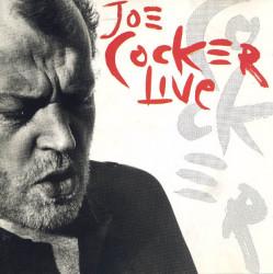 Joe Cocker – албум Joe Cocker Live (CD)