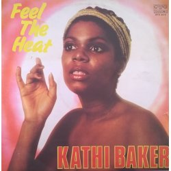 Kathi Baker ‎– албум Feel The Heat