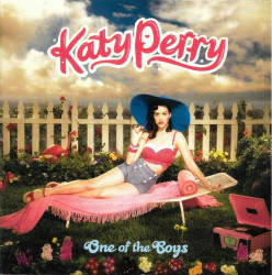 Katy Perry – албум One Of The Boys (CD)