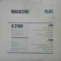 Magazine – албум Play