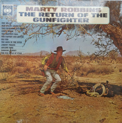 Marty Robbins – албум The Return Of The Gunfighter