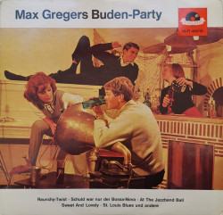 Max Greger – албум Max Gregers Buden-Party