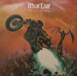 Meat Loaf – албум Bat Out Of Hell