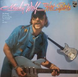 Micky Wolf – албум Hot Spots