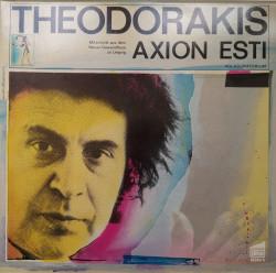 Mikis Theodorakis – албум Axion Esti