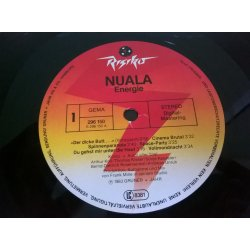 Nuala – албум Energie