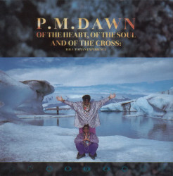 P.M.Dawn ‎– албум Of The Heart, Of The Soul And Of The Cross: The Utopian Experience (CD)