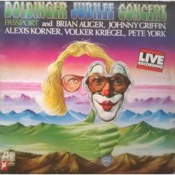 Passport And Brian Auger, Johnny Griffin, Alexis Korner, Volker Kriegel, Pete York – албум Doldinger Jubilee Concert