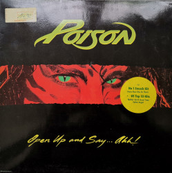 Poison – албум Open Up And Say ...Ahh!