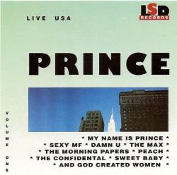 Prince – албум Live USA - Vol. 1 (CD)