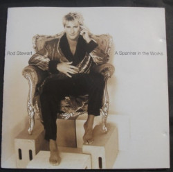 Rod Stewart – албум A Spanner In The Works (CD)