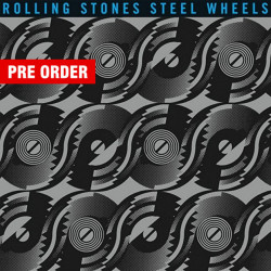 Rolling Stones - албум Steel Wheels (Half Speed Remastered)