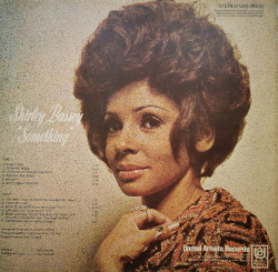 Shirley Bassey – албум Something