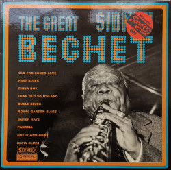Sidney Bechet – албум The Great Sidney Bechet