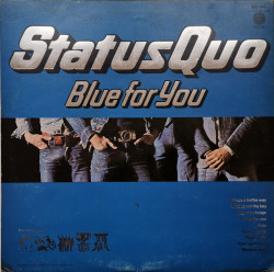 Status Quo ‎– албум Blue For You