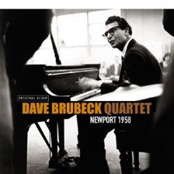 The Dave Brubeck Quartet – албум Newport 1958